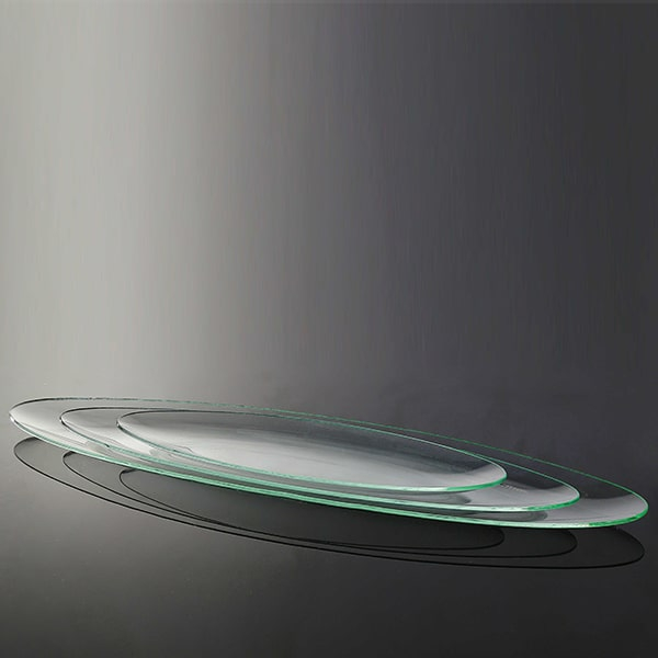 ظرف شیشه ای ماهی خوریه خام