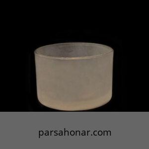 ظرف شیشه ای برای شمع